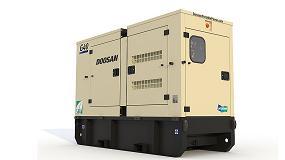 Foto de Doosan presenta sus nuevos generadores de 40 y 60 kVA conformes con la fase IIIA
