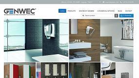 Foto de Genwec presenta su nuevo portal web