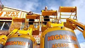 Foto de Highway Plant selecciona la plataforma Haulotte Star 10