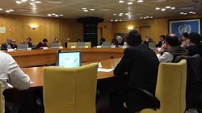 Foto de Anerr participa como miembro de la Mesa de la Rehabilitación constituida por el Ayuntamiento de Madrid