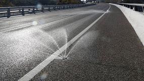 Foto de Innovador desarrollo para el tratamiento de las heladas en las carreteras
