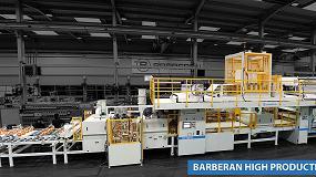 Foto de Crece el número de instalaciones de alta producción de Barberán