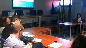 Foto de Jornada de transferencia tecnológica para fomentar proyectos en común