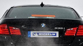 Foto de Michelin amplía sus capacidades de tests