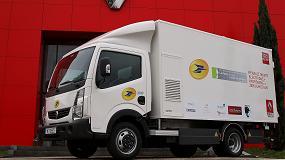 Foto de Renault Trucks presenta dos innovadores proyectos en la conferencia sobre el cambio climático de la ONU