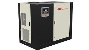 Picture of Los compresores de aire RS30 y RS37 de Ingersoll Rand ofrecen una mejora de la eficiencia de hasta el 13%