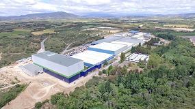 Foto de SCA amplía su fábrica de Allo en Navarra, reforzando su compromiso con el mercado español