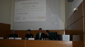 Foto de Los Diálogos de Arquitectura con EÑE en Valencia estuvieron marcados por la innovación en materiales y la sostenibilidad