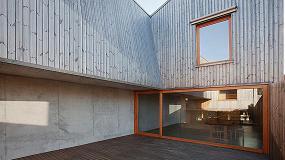 Foto de Gabarró presenta Hi-Macs y Lunawood en los colegios de arquitectos de Madrid y de Bilbao