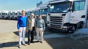 Foto de Gecarsa sigue confiando en Scania para optimizar el consumo