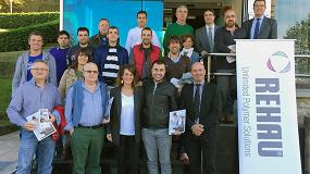 Foto de Exitosas jornadas de Rehau para partners