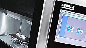 Foto de Fabricación aditiva y aplicación IML de Arburg en la feria Eurasia 2015