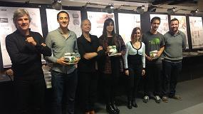 Foto de Piezas ganadoras en el concurso de la Cátedra Cerámica de Barcelona