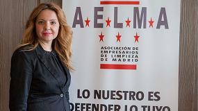 Foto de Aelma nombra a Rosa Fernández como nueva gerente