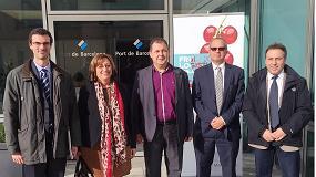Foto de Fruit Logistica reúne en Port de Barcelona a más de 60 profesionales del sector logístico en su último acto antes de su edición 2016