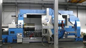 Foto de Industrias Puigjaner lanza una maquina gigante de 'flowforming' de la mano de Siemens