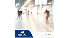 Foto de Proquimia publica su Informe de Responsabilidad Social Empresarial 2014