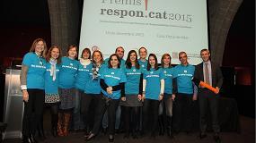 Foto de HP Barcelona, premiada por su programa de voluntariado corporativo