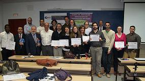 Foto de Concluye con éxito la primera edición del Curso de Posgrado de Especialista en Tecnologías SIN Zanja