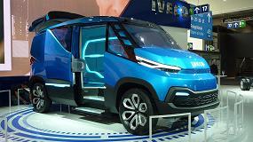 Foto de �Iveco Vision�, premiado en Alemania por su contribuci�n al transporte sostenible