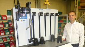 Foto de Productividad y seguridad de proceso en la fabricación de turbinas