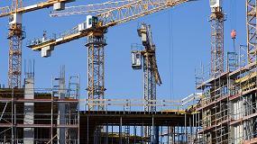 Foto de La construcción en España y en el resto de Europa consolida su tendencia de crecimiento moderado