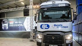 Foto de Renault Trucks entrega 159 vehículos al grupo argelino Ifri