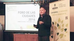Foto de El Foro de las Ciudades se presenta en la Cátedra Ecoembes-UPM