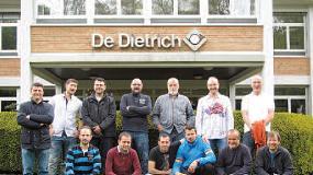 Foto de De Dietrich apuesta por la formaci�n continuada y nuevos recursos para ofrecer el mejor servicio postventa