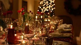 Foto de Tork ofrece diseño, elegancia y funcionalidad para vestir la mesa esta Navidad