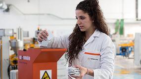 Foto de Los envases PET multicapa podrán convertirse en resinas para recubrimientos o para construcción