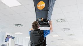 Foto de Nuevo balómetro Testo 420, el nuevo estándar en términos de peso y precisión