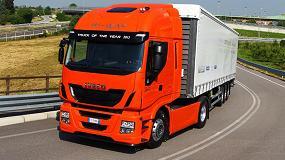 Foto de Aprobada la norma que regula el aumento de la capacidad de los camiones