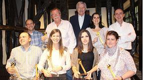 Foto de Ega Master distingue a sus mejores empleados con los premios Egas de Oro