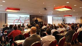 Foto de Cyclitech, la primera conferencia dedicada a composites en la industria de la bicicleta