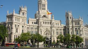 Foto de Asefave en las reuniones de la Mesa de Rehabilitación del Ayuntamiento de Madrid