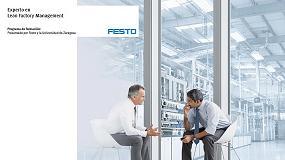 Foto de Festo sigue apostando por su Programa de Formación Lean Factory Management en 2016