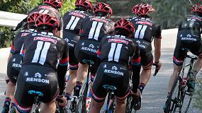 Foto de Renson, nuevo patrocinador del equipo ciclista Giant-Alpecin