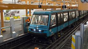 Foto de Siemens equipa la Línea 4 de Metro de París para operar sin conductor