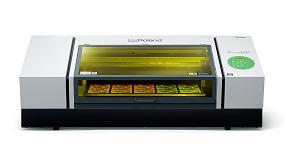 """Foto de La nueva impresora plana VersaUV LEF-300 de Roland DG permite alcanzar """"un nuevo nivel de productividad"""""""