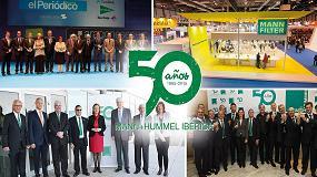 Foto de MANN+HUMMEL Ibérica finaliza un año de aniversario consolidando su liderazgo en filtración
