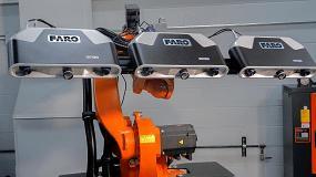 Foto de Faro presenta Faro Cobalt 3D Imager, su nuevo sensor de metrología automatizado