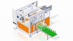 Picture of Beck Automation lanza el sistema de IML Beck-Flex en Plastimagen 2016