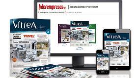 Foto de Vítrea, un nuevo paso como portavoz del sector del vidrio