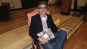 Foto de Entrevista a David Venables, director europeo de la American Hardwood Export Council