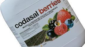 Foto de SAS presenta Codasal berris, su mezcla líquida de calcio y magnesio para fertirrigación