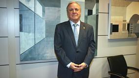 Foto de Juan Francisco Lazcano, reelegido presidente de la AEC
