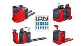 Foto de Linde Material Handling amplía su gama de carretillas industriales utilizando la tecnología de ion-litio