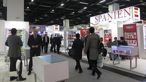 Foto de Aumenta la participación española en el pabellón organizado por ICEX en la ISM