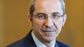 Foto de Hervé Poncin, nuevo presidente de Eugropa